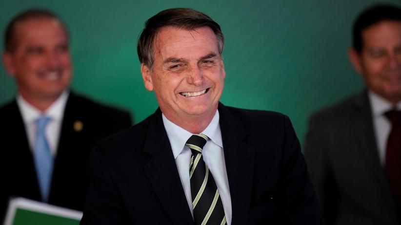 Brasilien: Bolsonaro erleichtert den Kauf von Schusswaffen