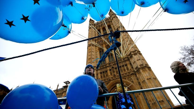 Großbritannien: Britisches Parlament stimmt am 15. Januar über Brexit-Abkommen ab