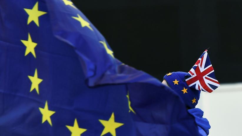 Brexit: EU fordert Vorschläge aus Großbritannien