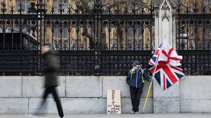 """Brexit: """"Wir wollen aus tiefstem Herzen, dass sie bleiben"""""""