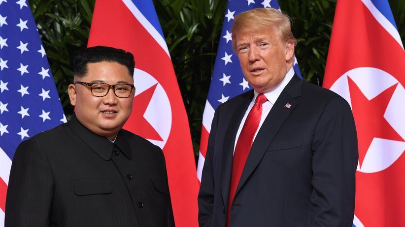 Donald Trump und Kim Jong Un: Neuer Nordkorea-Gipfel Ende Februar