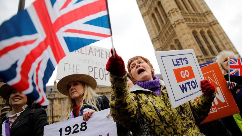 """EU-Austritt: """"Eine unglaubliche Verrücktheit"""""""