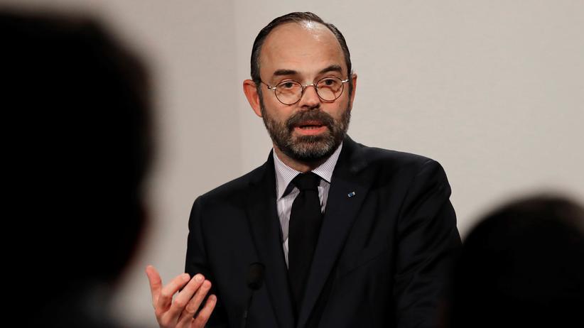 EU-Austritt: Édouard Philippe, französischer Premierminister