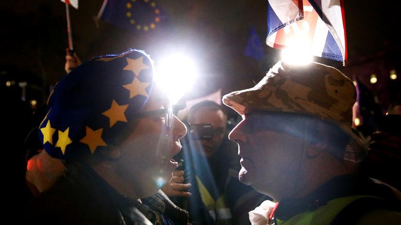 """EU-Austritt: """"Brexit ist ein Schimpfwort"""""""