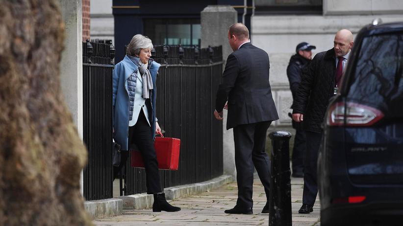 Großbritannien: Peter Altmaier warnt vor ungeregeltem Brexit