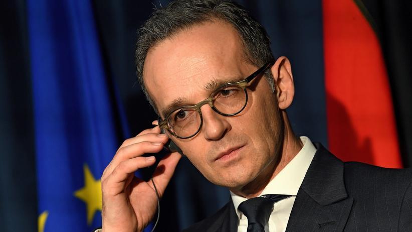 Außenminister in den USA: Heiko Maas will auf USA als Partner nicht verzichten