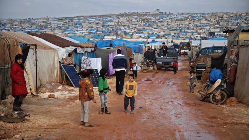 """Idlib: """"Die Syrer sind gefangen zwischen Terror und Bomben"""""""