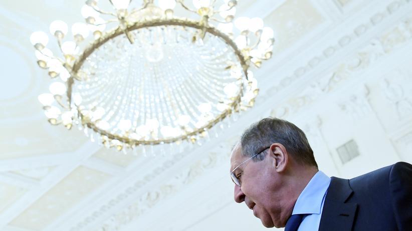 INF-Vertrag: Russland will Abrüstungsvertrag retten