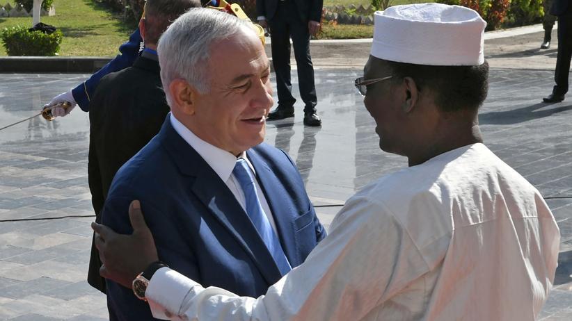 Diplomatie: Israel und Tschad nehmen Beziehungen wieder auf