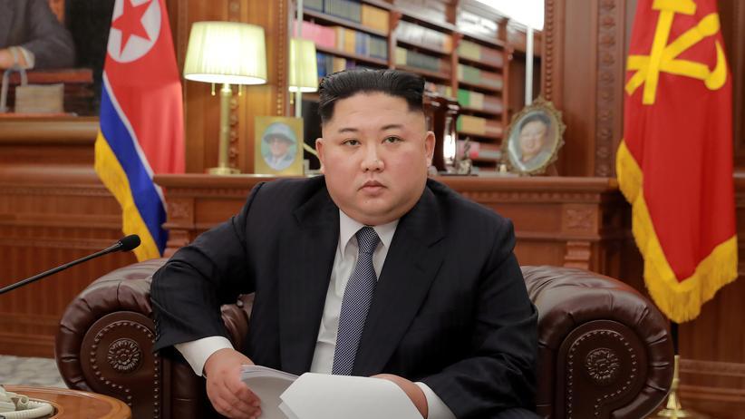 Nordkorea: Kim Jong Un droht mit Ende der Entspannung