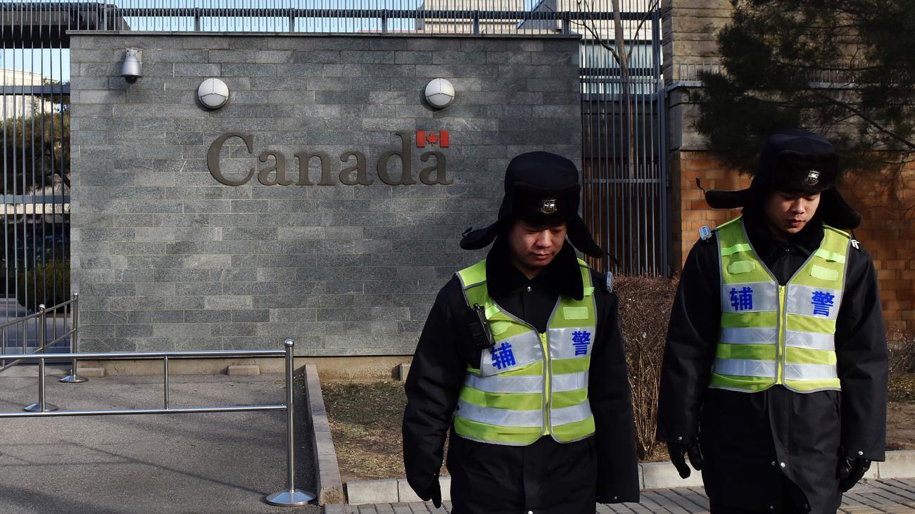 Diplomatie: Kanada verschärft Reisehinweise für China