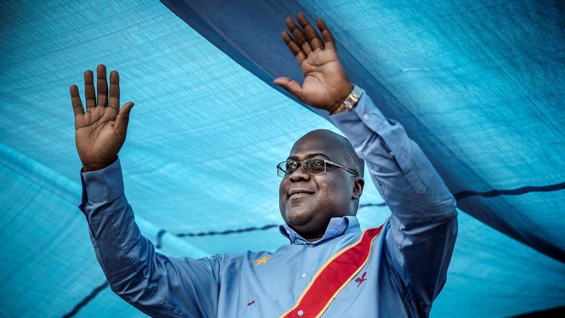 Kongo: Oppositionskandidat gewinnt Präsidentschaftswahl