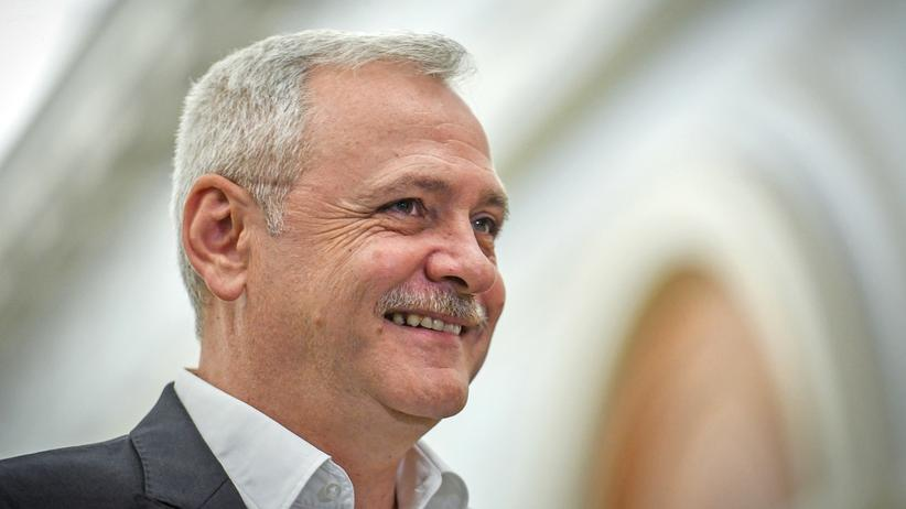 Liviu Dragnea: Liviu Dragnea, Vorsitzender der sozialdemokratischen Partei in Rumänien