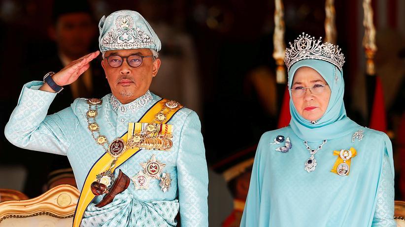 Kuala Lumpur: Malaysia hat einen neuen König