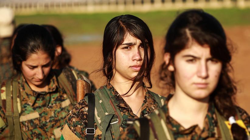 """Mike Pompeo: USA wollen verhindern, """"dass die Türken die Kurden abschlachten"""""""