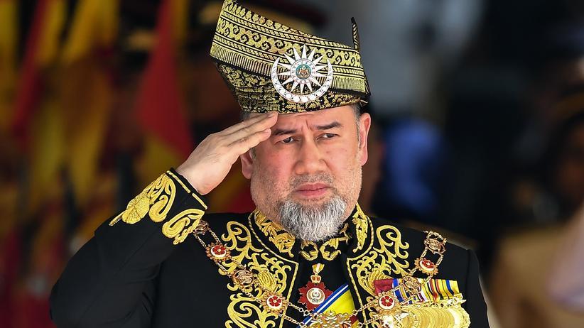 Muhammad V: Malaysias König dankt überraschend ab
