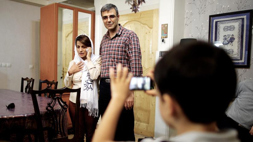 Iran: Ehemann von Menschenrechtlerin Sotudeh verurteilt