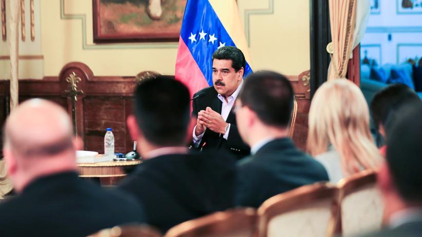 Venezuela: Nicolás Maduro will mit Opposition sprechen