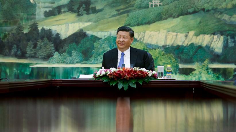 """Nordkorea-Konflikt: Chinas Präsident Xi Jinping sieht """"seltene historische Chance"""""""