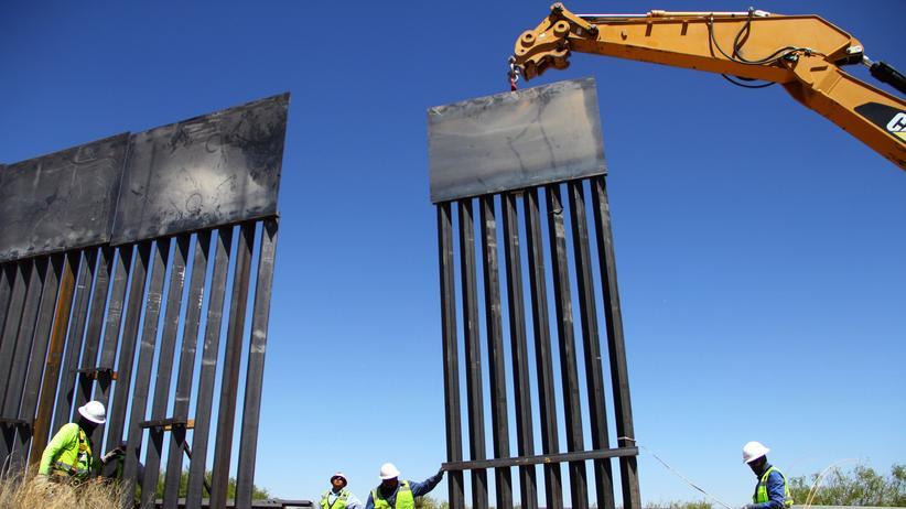 Politische Ordnung: Mauern retten die Welt nicht