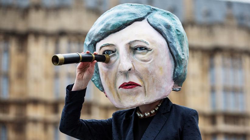 Premierministerin: Die Versäumnisse der Theresa May