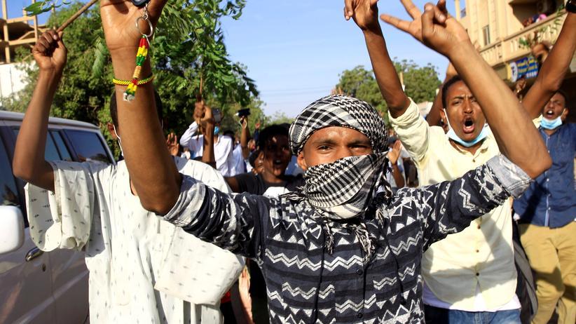 Protest: Anti-Regierungsproteste in Khartum im Dezember 2018