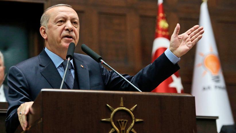 John Bolton: Erdoğan vermeidet Treffen mit Trumps Sicherheitsberater