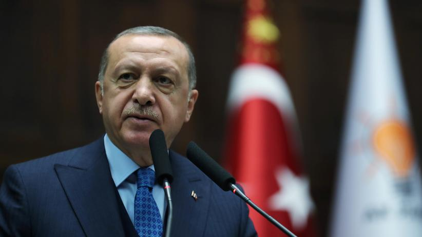 Recep Tayyip Erdoğan: Türkei will Friedensprozess in Syrien maßgeblich mitgestalten