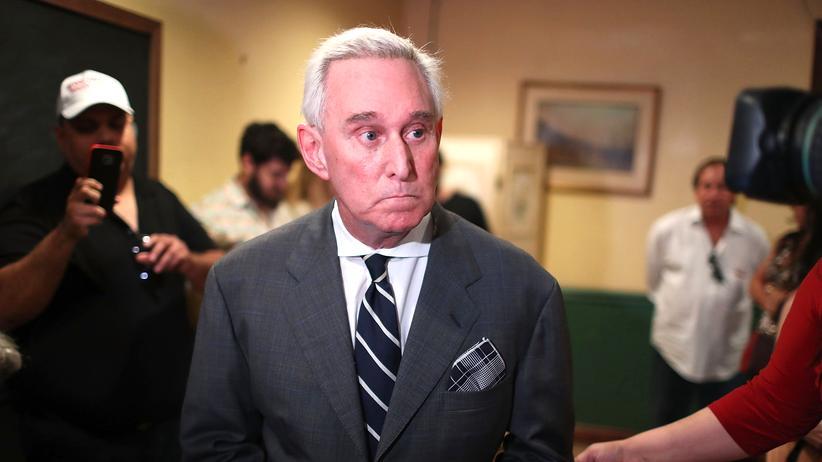 Florida: Donald Trumps Ex-Berater Roger Stone vorübergehend festgenommen