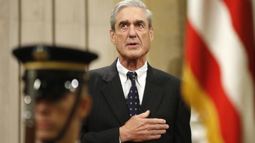 US-Justiz: Abschlussbericht von Robert Mueller soll bald fertig sein