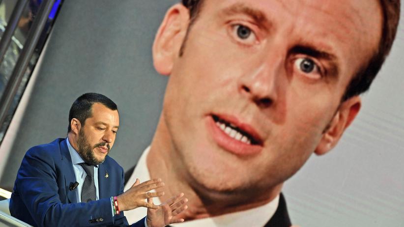 Streit um Migration: Frankreich droht Italien mit diplomatischen Konsequenzen