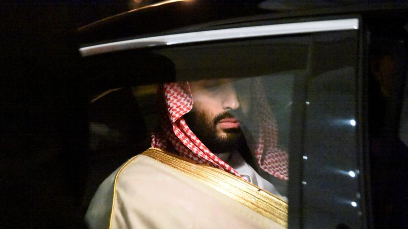 Saudi-Arabien: Ein paar Alte zur Beruhigung