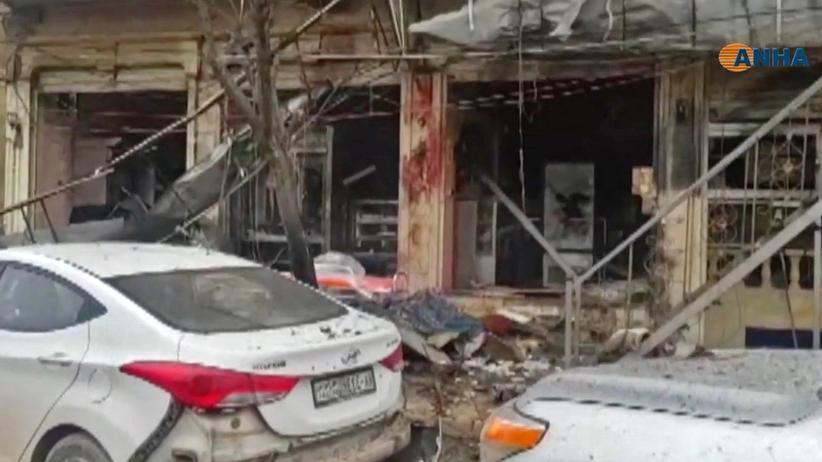 Manbidsch: US-Soldaten sterben bei Anschlag im Norden von Syrien