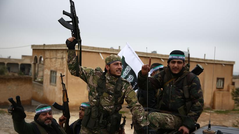 YPG: Assad ist der lachende Dritte