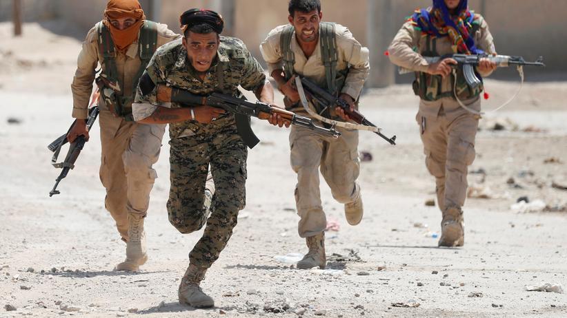 Syrien: Donald Trump warnt Türkei vor Angriff auf kurdische YPG