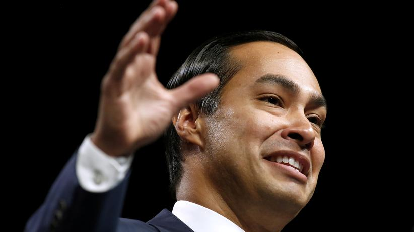 US-Demokraten: Julián Castro kündigt Kandidatur bei Präsidentschaftswahl an