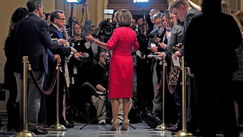 Shutdown: US-Repräsentantenhaus stimmt für Ende der Haushaltssperre