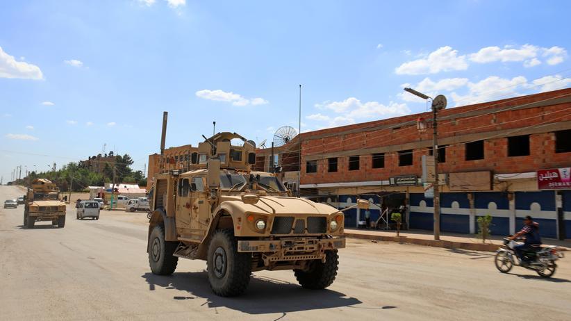 US-Außenminister: US-Militär in Syrien