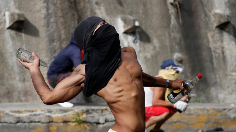 Venezuela: Nicolás Maduro wirft USA geplanten Staatsstreich vor