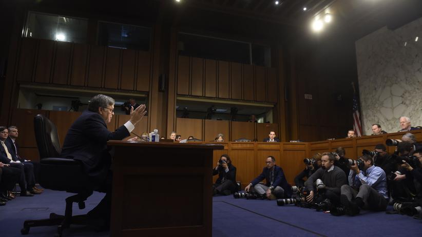 William Barr: Designierter US-Justizminister unterstützt Russland-Ermittlungen