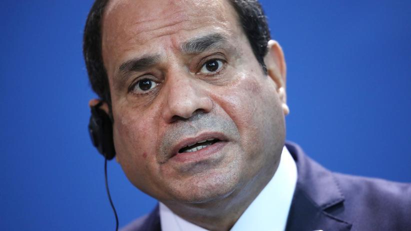 Ägypten: Parlament will Al-Sissi längere Amtszeit ermöglichen