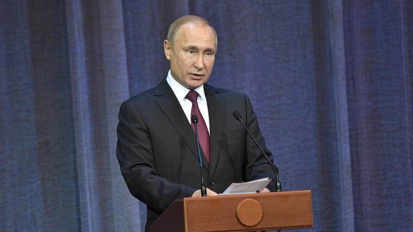 Atomare Abrüstung: Russland setzt INF-Vertrag ebenfalls aus