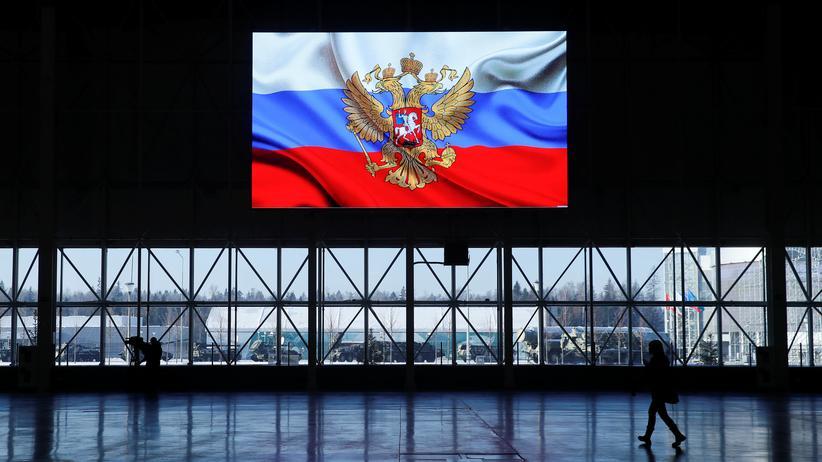 Aufrüstung: Der INF-Abrüstungsvertrag steht vor dem Ende. Russland bereitet sich schon auf eine Aufrüstung vor.