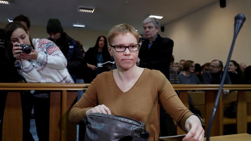 Belarus: Minsker Chefredakteurin droht mehrjährige Haft