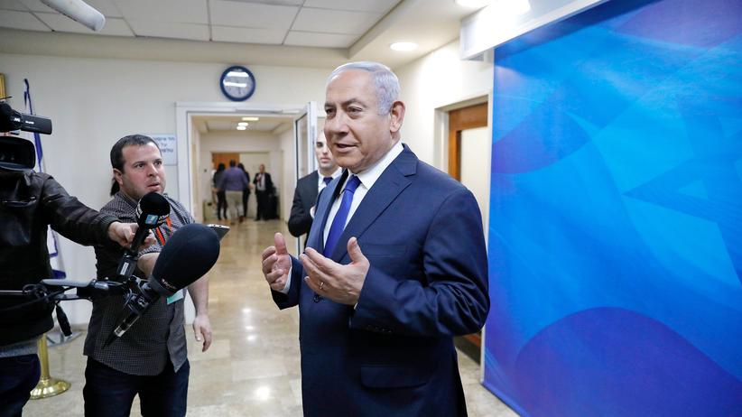 Israel: Benjamin Netanjahu soll wegen Korruption angeklagt werden