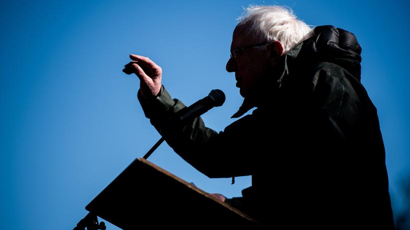 US-Präsidentschaftswahl: Bernie Sanders kündigt Kandidatur an