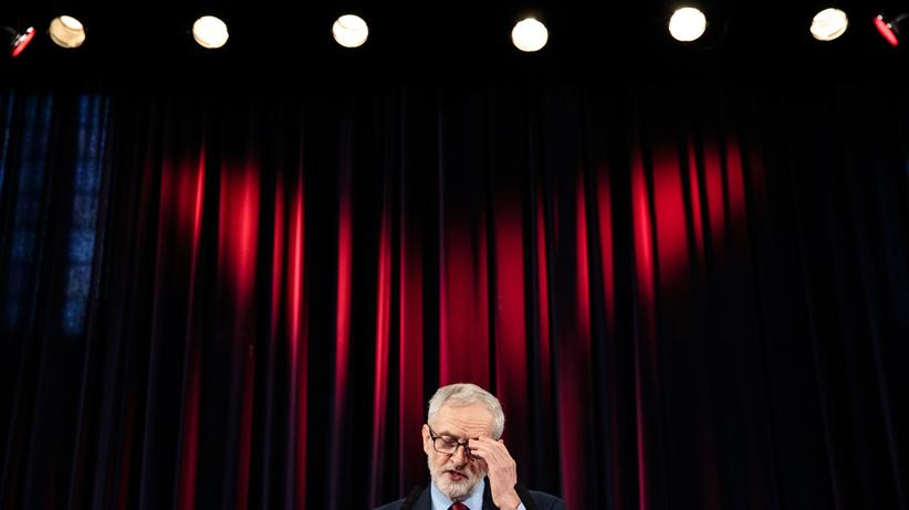Brexit: Labour-Chef Corbyn in Hastings