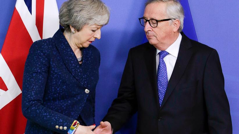 """Brexit: """"Ich denke nicht, dass wir zu Potte kommen werden"""""""