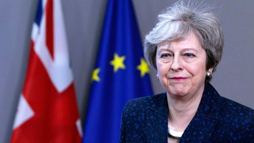 Brexit: Theresa May bittet Parlament erneut um mehr Zeit