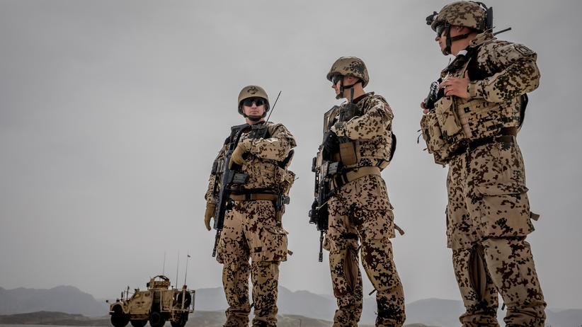 Bundeswehr: Bundesregierung will Afghanistan-Einsatz verlängern